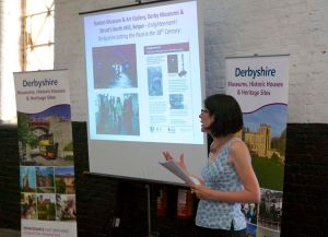 Derbyshire Heritage Awards 2013